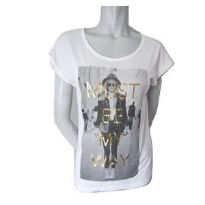 2 for $20 Vero Moda Graphic T Shirt XS